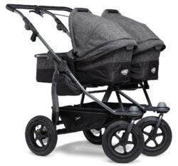 Duo stroller - air wheel prem. anthracite(5396P.411)