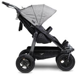 Duo stroller - air wheel prem. grey(5396P.415)