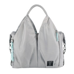 Green Label Neckline Bag Pop 2019 grey-taška na rukojeť