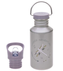 Bottle Stainless Steel Adventure dragonfly - láhev