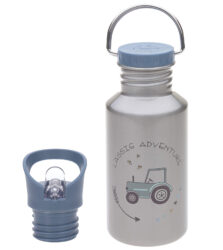 Bottle Stainless Steel Adventure tractor - láhev