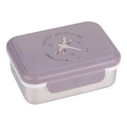 Lunchbox Stainless Steel Adventure dragonfly-svačinový box