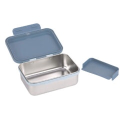 Lunchbox Stainless Steel Adventure tractor(7262S.04)