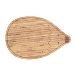 Breakfast Board Bamboo Wood Garden Explorer hedgehog(7244.008)