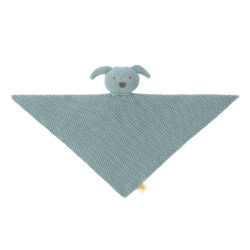 Knitted Baby Comforter Little Chums dog(7328.001)