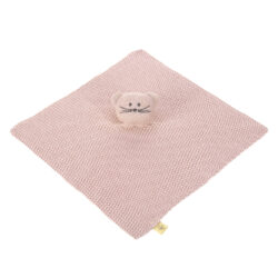 Knitted Baby Comforter Little Chums mouse  (7328.003)