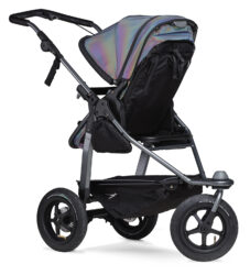 Mono combi pushchair - air wheel glow in the dark  (5390G.01)