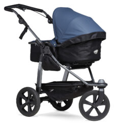 Mono combi pushchair - air chamber wheel antiseptic - kombinovaný kočárek