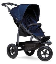 Mono stroller - air wheel navy-sportovní kočárek
