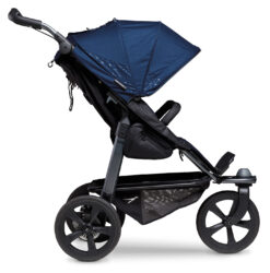 Mono stroller - air chamber wheel navy  (5393.334)