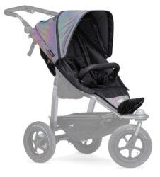 stroller seat unit Mono glow in the dark-sportovní sedačka pro kočárek Mono