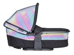 Duo combi pushchair - air wheel glow in the dark(5394G.01)
