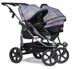 Duo stroller - air chamber wheel glow in the dark(5397G.01)