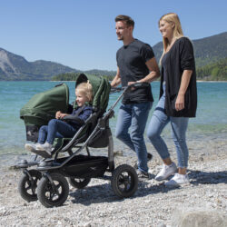 carrycot Duo combi navy  (82291.334)