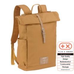 Green Label Rolltop Backpack curry-taška na rukojeť