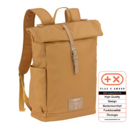 Green Label Rolltop Backpack curry - taška na rukojeť