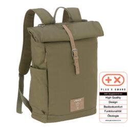 Green Label Rolltop Backpack olive-taška na rukojeť
