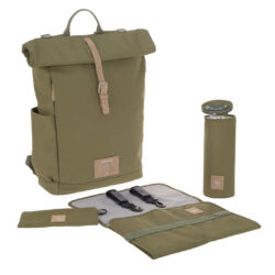 Green Label Rolltop Backpack olive(7195.005)