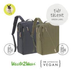 Green Label Tidy Talent Backpack dark blue(7333.001)