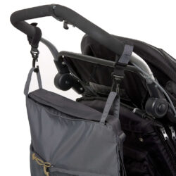 Casual Conversion Buggy Bag anthracite  (7335.001)