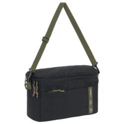 Casual Insulated Buggy Shopper Bag black-taška na rukojeť