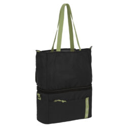 Casual Insulated Buggy Shopper Bag black(7336.001)