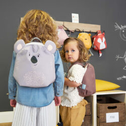 Tiny Backpack About Friends bunny  (7157T.07)