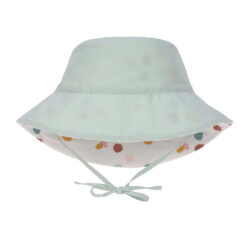 Sun Bucket Hat spotted white 09-12 mo.(7289.312)