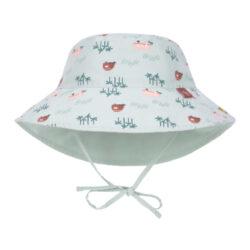 Sun Bucket Hat caravan mint 09-12 mo.-klobouček