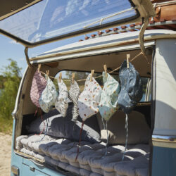Sun Bucket Hat caravan mint 18-36 mo.(7289.343)