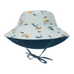 Sun Bucket Hat boat mint 18-36 mo.-klobouček