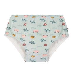 Swim Diaper Girls caravan mint 12 mo.-plavky