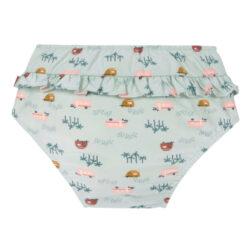 Swim Diaper Girls caravan mint 12 mo.(7287G.O2)