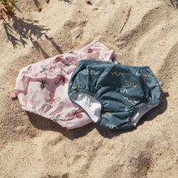 Swim Diaper Girls caravan mint 18 mo.(7287G.O3)