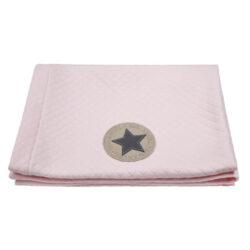 deka tenká sv. růžová-deka