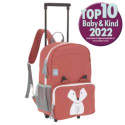 Trolley/Backpack About Friends fox-dětský kufr/batoh