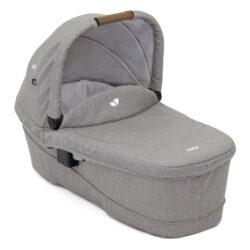 Ramble XL carrycot gray flannel-hluboká korba