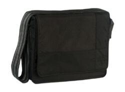 Casual Messenger Bag 2019 Patchwork black-taška na rukojeť