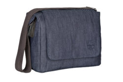 Green Label Small Messenger Bag Update 2019 denim blue - taška na rukojeť