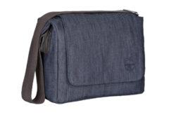 Green Label Small Messenger Bag Update 2019 denim blue-taška na rukojeť