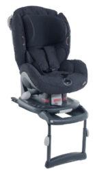iZi Comfort X3 ISOfix Black Cab-autosedačka 9-18 kg