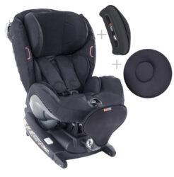 iZi Combi X4 ISOfix 2020 Black Cab-autosedačka 0-18 kg