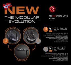 iZi Modular 2019 Metallic Mélange(3143.002)