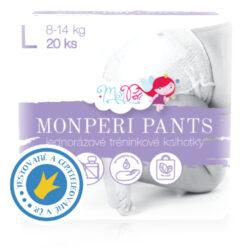 kalhotky Pants L-jednorázové kalhotky 8-14kg