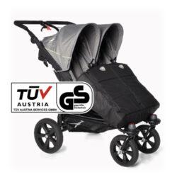 footcover 2019 T-005-310-TWT-nánožník Twin Trail 2 sedačky