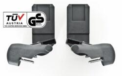 adapter T-006-MC-DOT-adaptéry Dot + BeSafe, Maxi-Cosi, Cybex