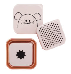 Snackbox 2020 Little Chums mouse-krabičky na jídlo