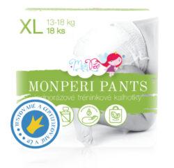 kalhotky Pants XL-jednorázové kalhotky 13-18kg