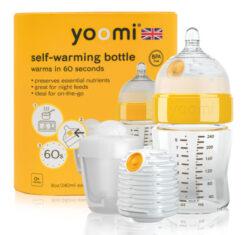 8oz Bottle/Warmer/Teat/Pod 2019 - Y18B1W1P-kojenecká láhev, ohřívač, savička a nádoba na ohřívač