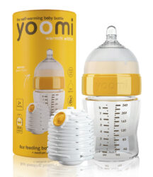 8oz Bottle/Warmer/Teats 2019 - Y18B1W-kojenecká láhev, ohřívač, savička